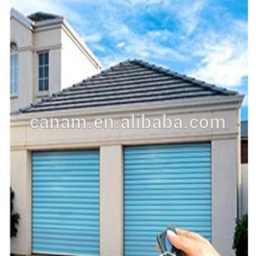 High speed alumimum industrial roll-up garage door