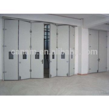 aluminum interior temporary folding doors