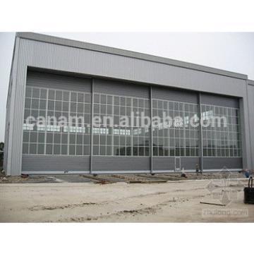 Automatic Interior Sliding Aircraft Hangar Door