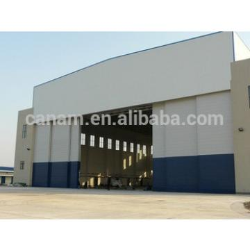 Automatic Sliding Aircraft Hangar Design Door