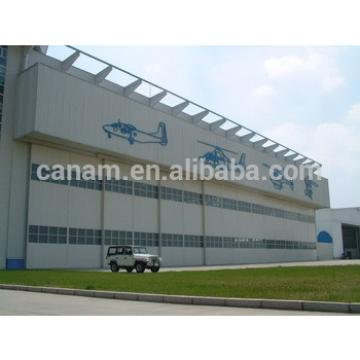 Light Frame Building Construction Portable Aircraft Hangar Door