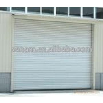 Aluminum industrial Security rolling shutter door