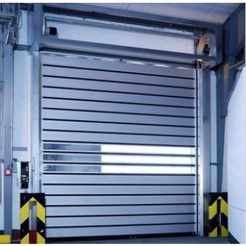 Suptember Purchasing Galvanized Steel Shutters Sliding Industrial Door