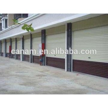 industrial louver door/louvered storm door/garage door roller shutters