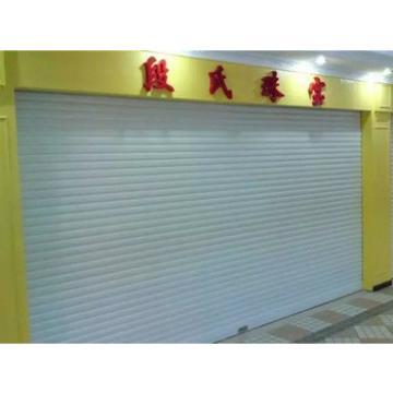 industrial wind resistance Rolling shutter door