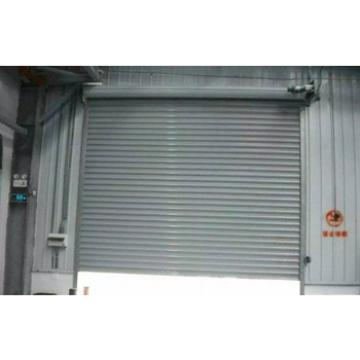 Big Anti-Wind Rolling Shutter Door/ anti-wind door