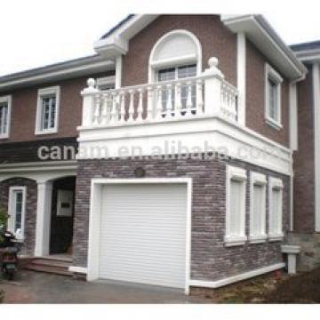 Cheap residential roller shutter car garage door