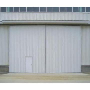 Automatic used sliding industrial doors/hangar door