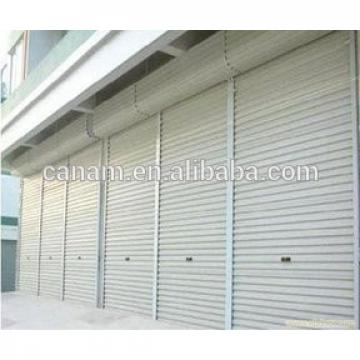 Accommodate automobiles and other vehicles insulated industrial electric garage door