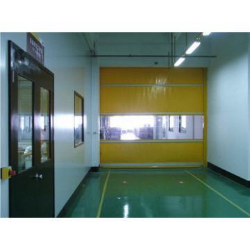 Industrial workshop pvc sealing rolling shutter door with best price