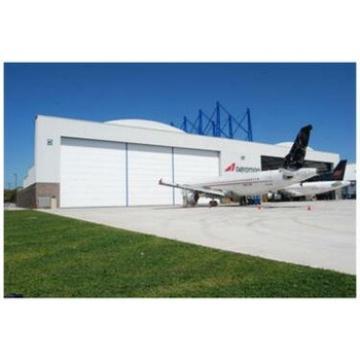 China super large flexible accumulation hangar door/ shutter door
