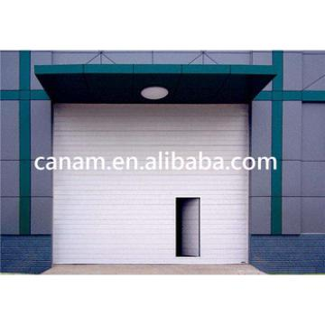 Industrial Electric Vertical Upper Sliding Sectional Door
