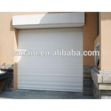 industrial security door aluminum rapid rolling shutter door