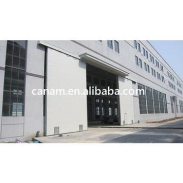 Unique design vertical industrial sliding doors