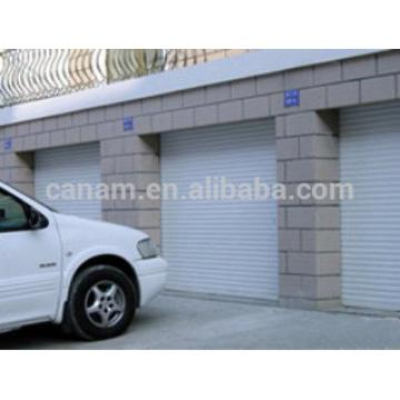 High quality 55 aluminum profile roller shutter garage doors