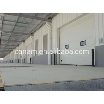 electrical roll up sliding door