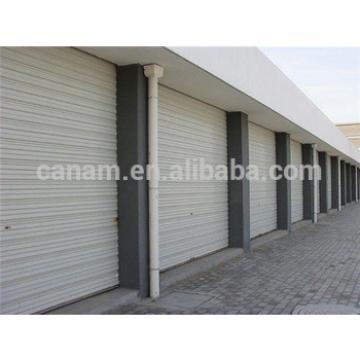 Fashional Security Galvanized Steel Rolling Shutter Door