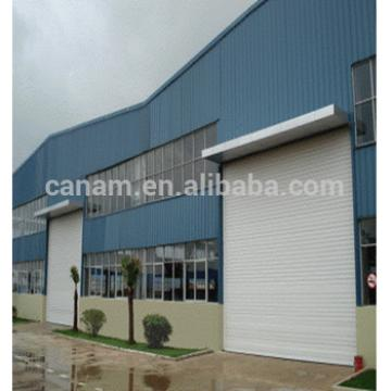Colorful and Strong Big Anti-Wind Rolling Shutter Door