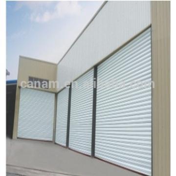 Industrial 120 color steel anti-wind door /windproof