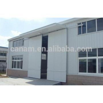 Cheap automatic horizontal sliding garage door