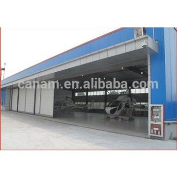 Movable electrical industrial accordion hangar doors