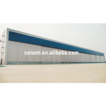 Manufacturer Low Cost Prefab Steel Structure Aircraft Hangar