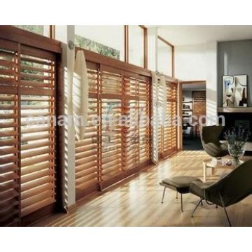 CE standard luxury jalousie aluminium louvre blade window shutters
