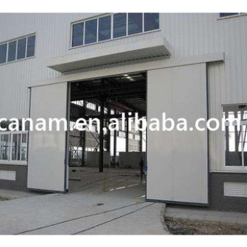 double-track sliding door for industrial