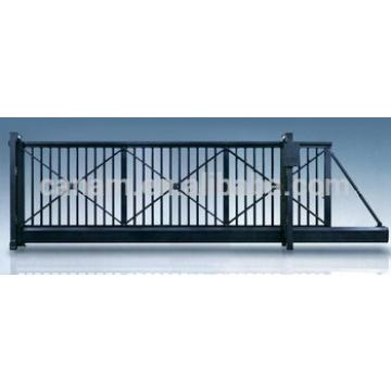 High standard aluminum suspended automatic sliding door