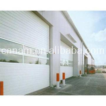 Sectional Industrial Door/Vertical Lifting Industrial Sliding Door