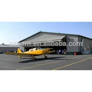 Aluminum aircraft industrial hangar bi fold door