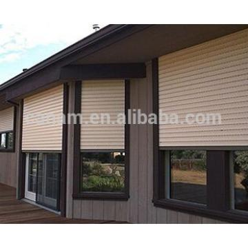Residential Lows Prices Waterproof Roller Shutters / Rolling Security Shutter
