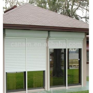 European style aluminum industrial roller shutter door