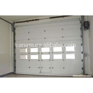 Standard Lift Overhead Secional Door Warehouse Sliding Door