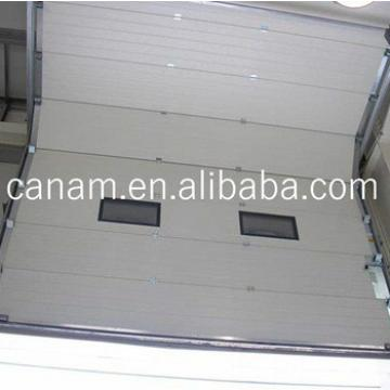 Automatic high lifting sliding industrial doors