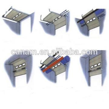 China professional manufacturer Aluminum industrial Security door