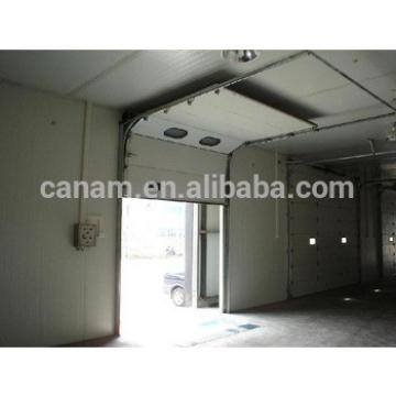 automatic sectional overhead industrial sectional doors