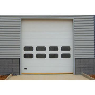 Factory automatic sectional overhead industrial sectional doors