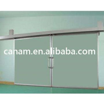 Widely used industry sliding door for steel workshop and warehouse