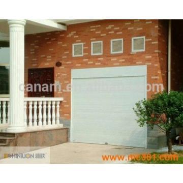 intelligent sectional residential raised machine panel lift industrial garage door/garage door opener made in china