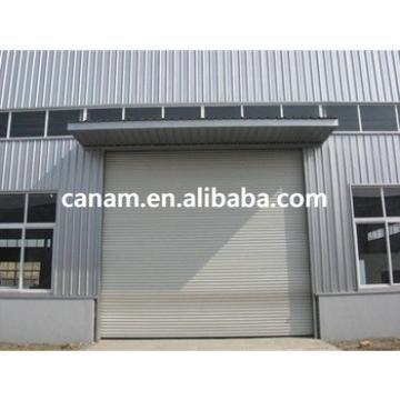 Using in high wind area Industrial Roller Shutter Door