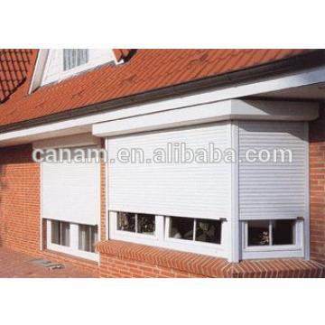 65 PU foam sandwich panel rolling shutter window