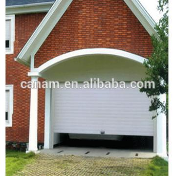 Chinese supplier galvanized steel roller shutter garage doors
