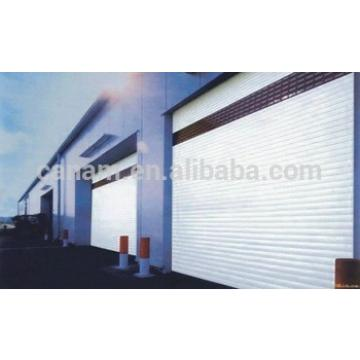 Garage Door --- Sectional industrial Door & EURO CE Quality Certificate rolling shutter Door