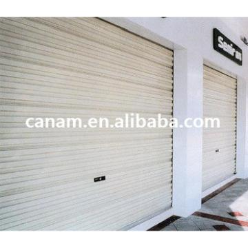 Great wind protective roller shutter doors