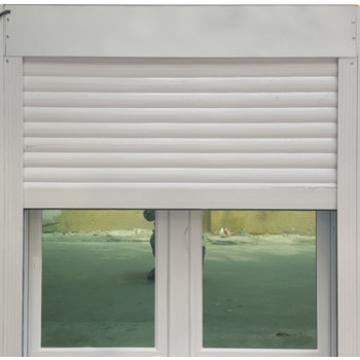 Motorized 55 Aluminum Roller Shutter Window