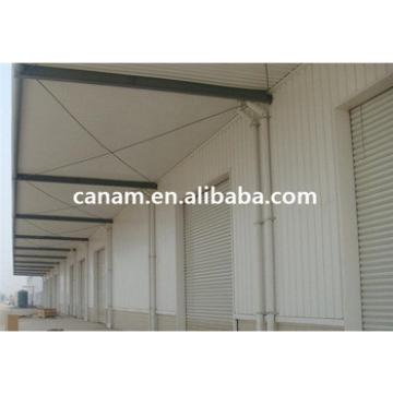European style wind resistance with steel material door