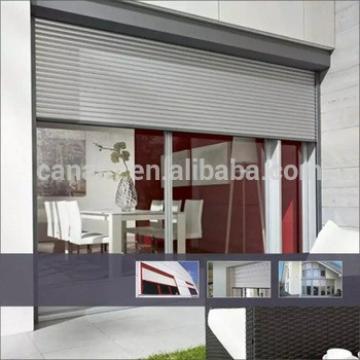 Exteriro security aluminum roller shutter, exterior aluminum shutter