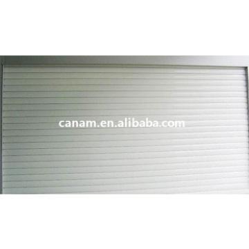 China big steel /iron industrial anti-wind door supplier