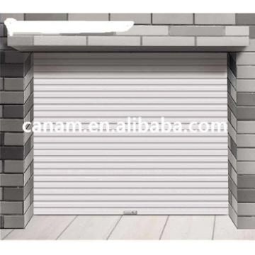 wind resistant Crystal Rolling Door for commecial